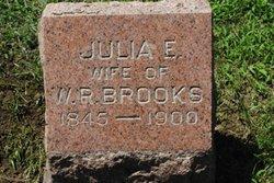 Julia E <i>Curtis</i> Brooks
