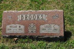 Nellie M <i>Kline</i> Brooks
