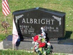 Bobby L BL Albright