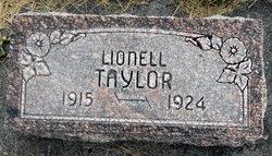 Lionel Gale Taylor