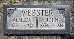 Lydia Almeda <i>Taylor</i> Webster