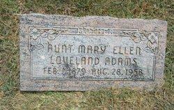 Mary Ellen <i>Coil</i> Adams