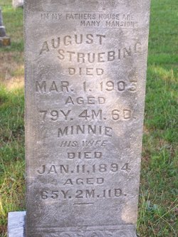 August Kardel Str�bing