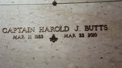 Harold J Butts