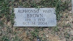 Alphonso Brown