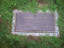 Charles G Cox