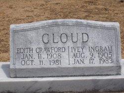 Edith <i>Crawford</i> Cloud