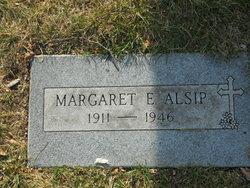 Margaret E <i>Casper</i> Alsip