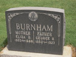 George Riley Burnham