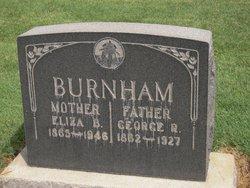 Eliza Burningham <i>Harrison</i> Burnham