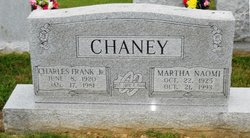 Charles Frank Chaney, Jr