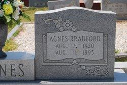 Agnes <i>Bradford</i> Barnes