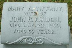 Mary A. <i>Tiffany</i> Amidon