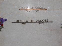 Louise J. Adams