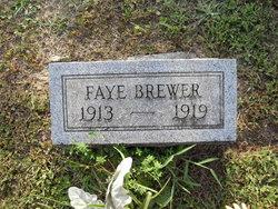Faye Brewer