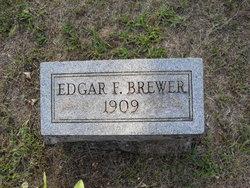 Edgar F Brewer