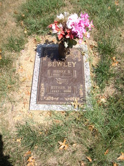 Esther Mae Bewley