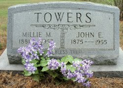 John E Towers