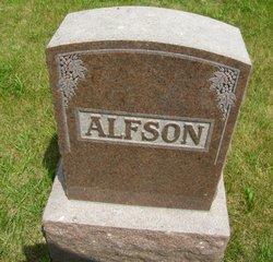 Annie M <i>Podratz</i> Alfson