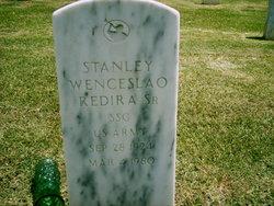 Sgt Stanley Wenceslao Redira, Sr