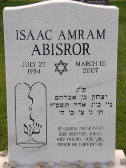 Jacques A Isaac Amram Abisror/Adrian