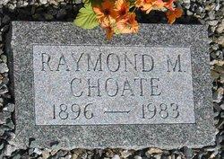 Raymond Millard Choate