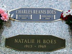 Natalie H <i>Jordan</i> Boes