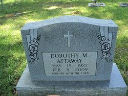 Dorothy M Attaway