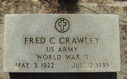 Fred C. Crawley