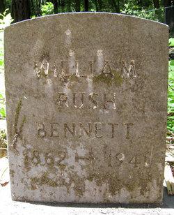 William Rush Bill Bennett