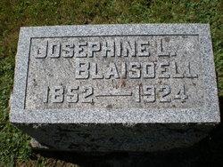 Josephine Lydia <i>Messenger</i> Blaisdell