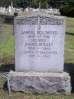 Samuel Holdroyd