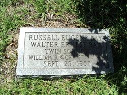 Russell Eugene Bay