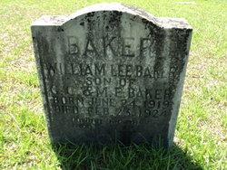 William Lee Baker