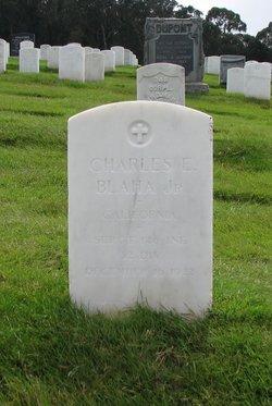 Sgt Charles E Blaha, Jr