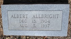 Albert Edward Allbright