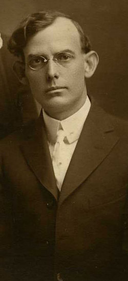 Oliver Herbert Van Horn
