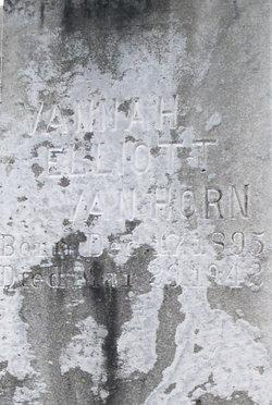 Vannah Elliott Van Horn