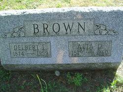 Alta <i>Duryea</i> Brown