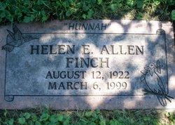 Helen Elizabeth Hunnah <i>Miller</i> Allen