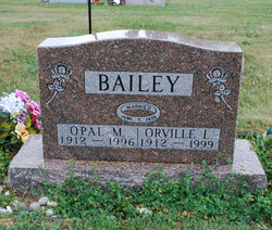 Orville L Bailey