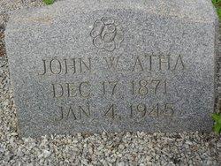 John William Thomas Atha