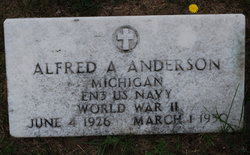 Alfred A. Anderson