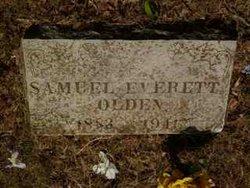 Samuel Everett Olden