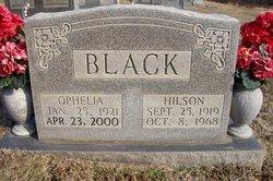 Ophelia Ruth <i>Sanders</i> Black