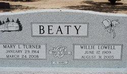 Mary Lucile <i>TURNER</i> BEATY