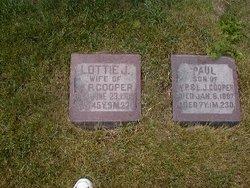 Latty J Cooper