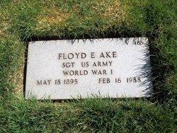 Floyd Ernest Ake