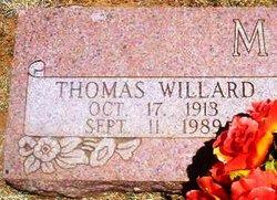 T. Willard Moses