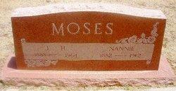 Nannie Ada <i>Riddle</i> Moses